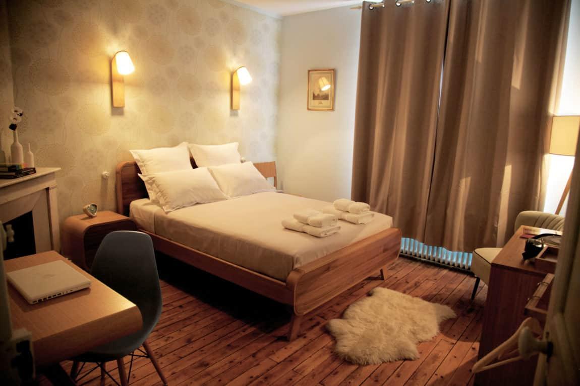 Chez Ric et Fer Suite BB CoucyleChateauAuffrique France