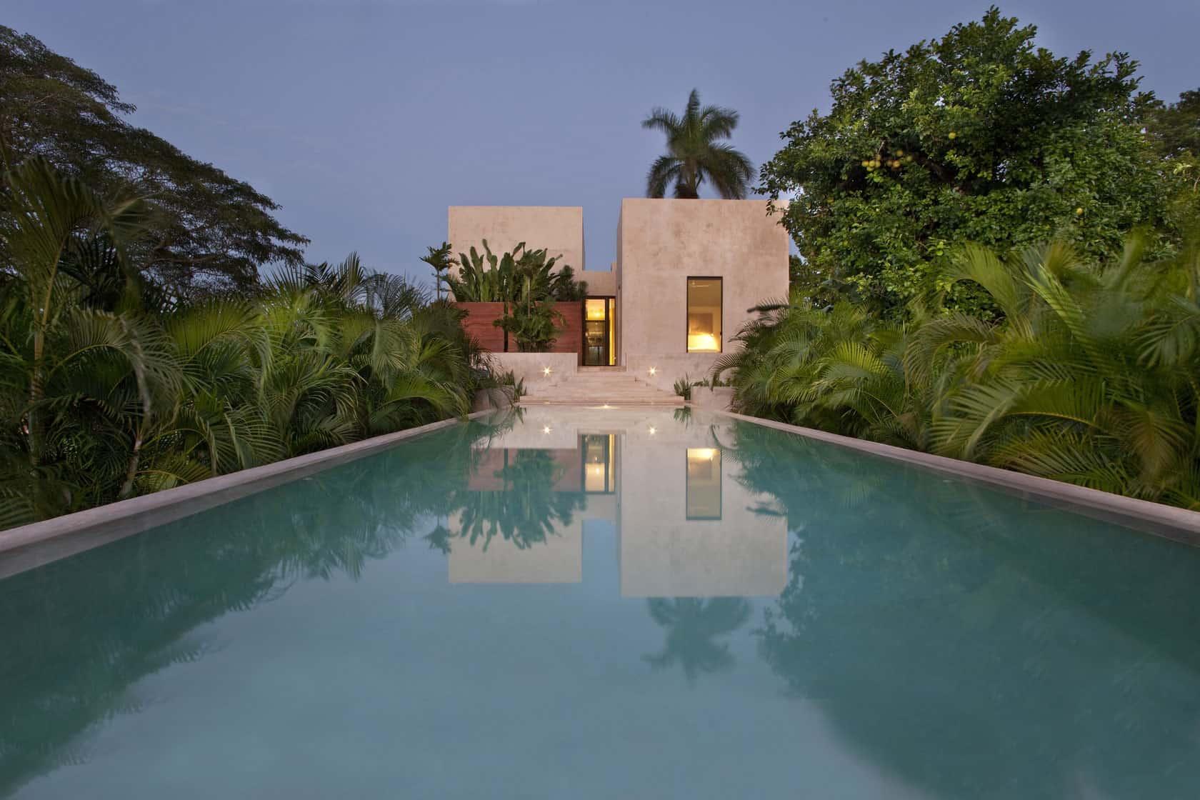 Hacienda Bacoc by Reyes Ríos + Larraín Arquitectos