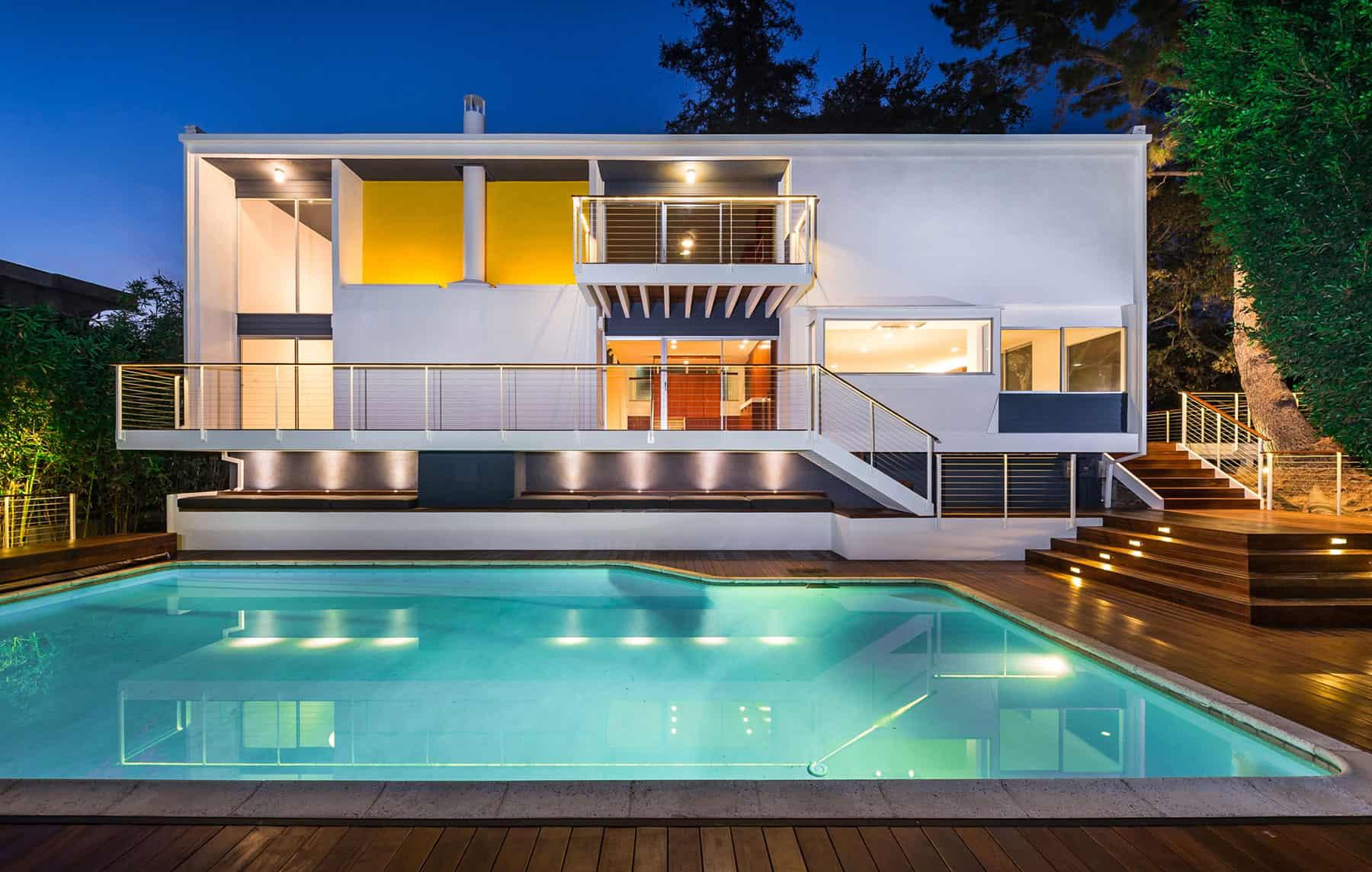 Kearsarge Residence by Kurt Krueger Architect