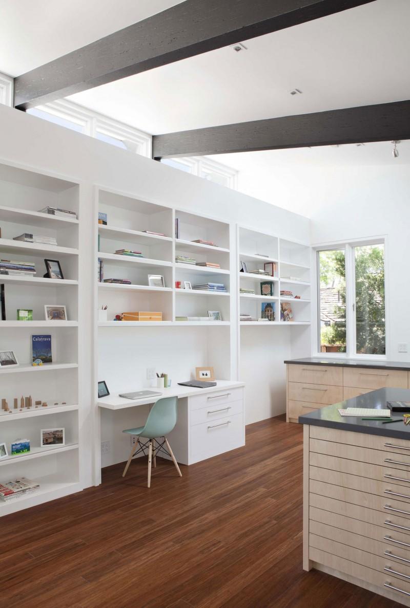 Net Zero Energy Modern House by Klopf Architecture