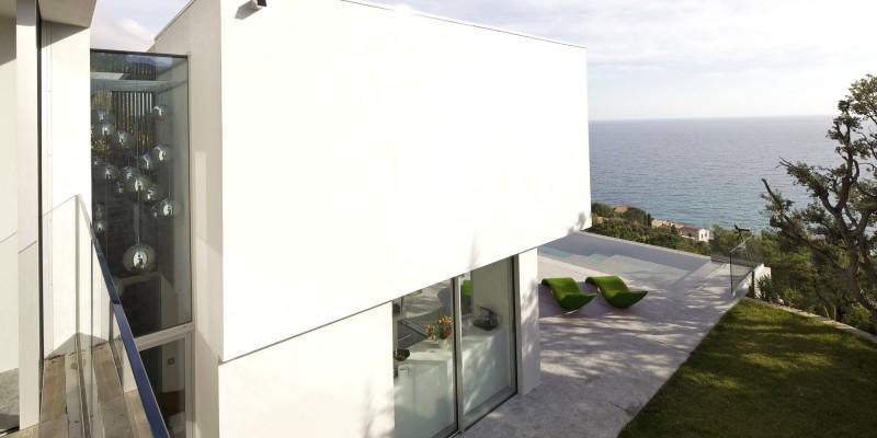 Villa L'Escalet by Vincent Coste
