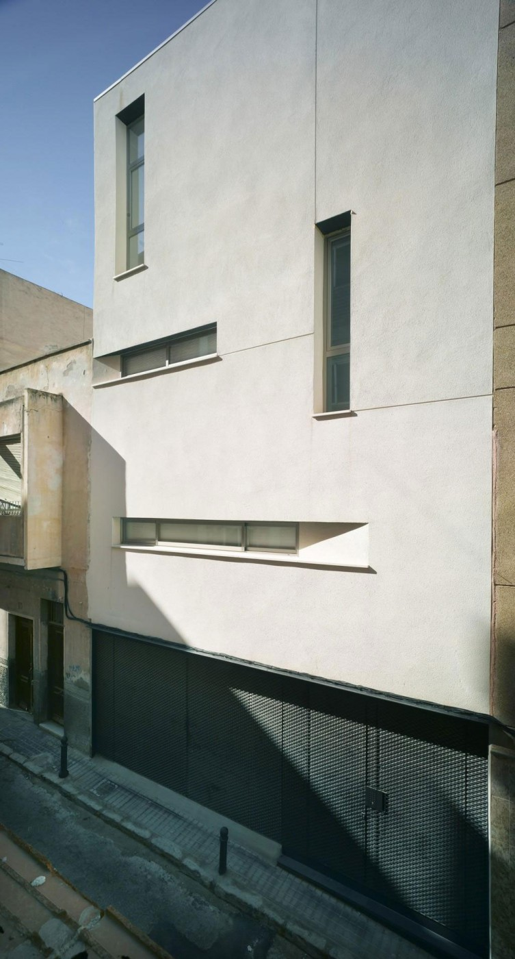 Vivienda Teresa by Rocamora Arquitectura