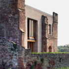Astley Castle by Witherford Watson Mann Architects (4)
