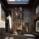 Astley Castle by Witherford Watson Mann Architects (5)