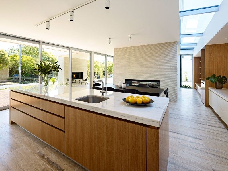 California House By InForm Design Pleysier Perkins Stunning Ca Home Design