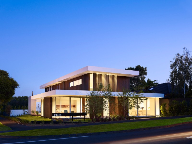 western design homes.  California House by InForm Design Pleysier Perkins