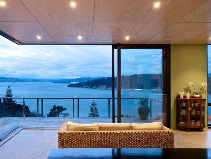 Hataitai Home by John Mills Architects