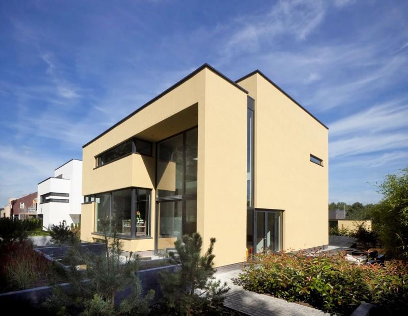 House A&J by CKX architecten