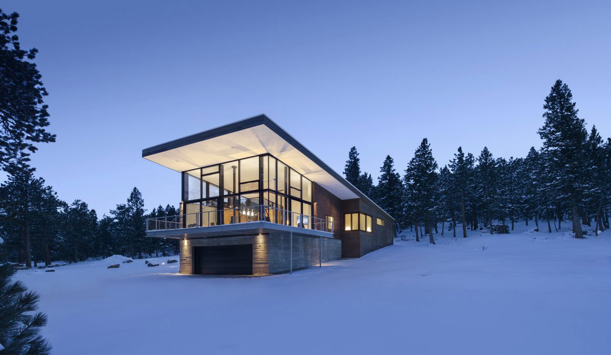 Lodgepole Retreat by Arch11