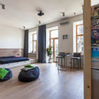 Open Studio Apartment in Kiev by FILD (1)