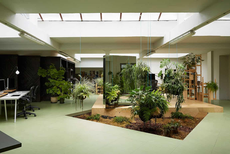 Interior Design Studio Amsterdam random studio office by xandl