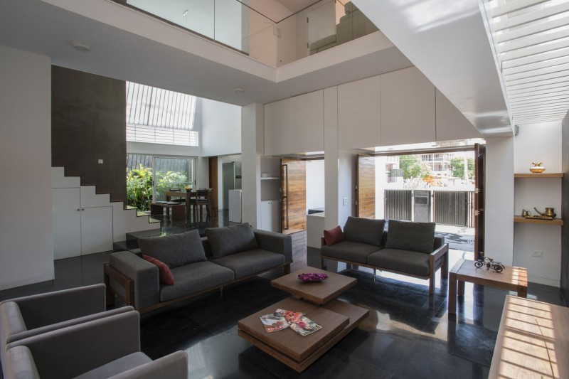 Sheela Jain Residence By Architecture Paradigm