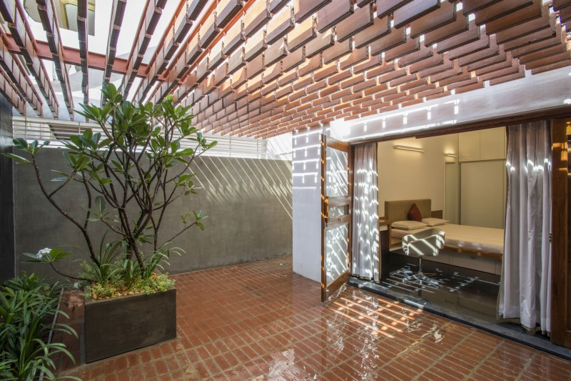 Sheela Jain Residence By Architecture Paradigm