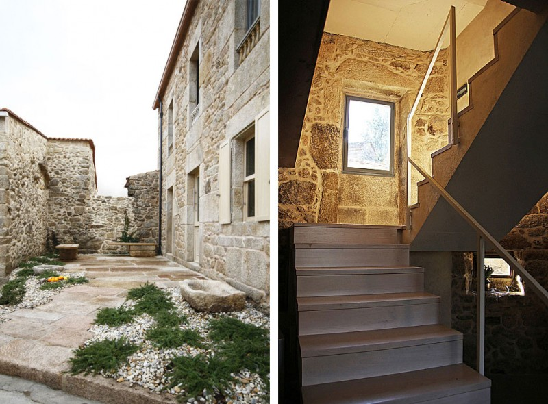 Stone respect by dom arquitectura - Dom arquitectura ...