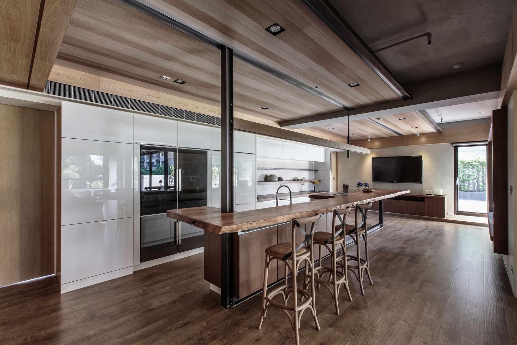 Urban Retreat / Chou Residence by PMK+designers (8)