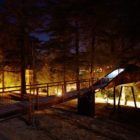 Tree snake houses by lu s rebelo de andrade and tiago - Maison tree snake houses luis tiago rebelo andrade ...