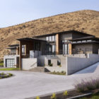 Badger Mountain House by First Lamp Architecture (3)