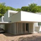 Villa in Bilthoven by Clijsters Architectuur Studio (1)