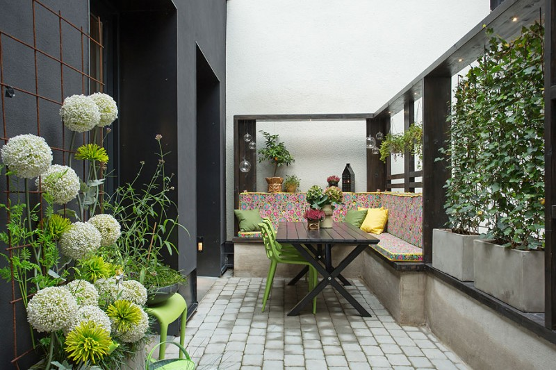 Scandinavian Design: Renovated Apartment In Stockholm