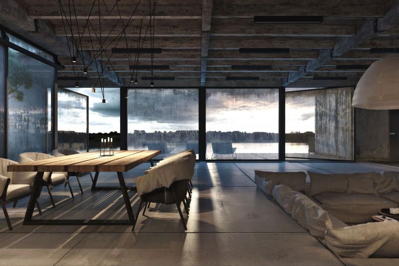 Stunning Industrial Houses Photos - Best idea home design .