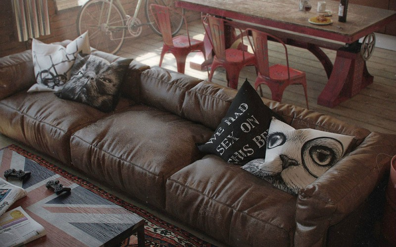 Sofa Loft loft leather sofa best interior 2018