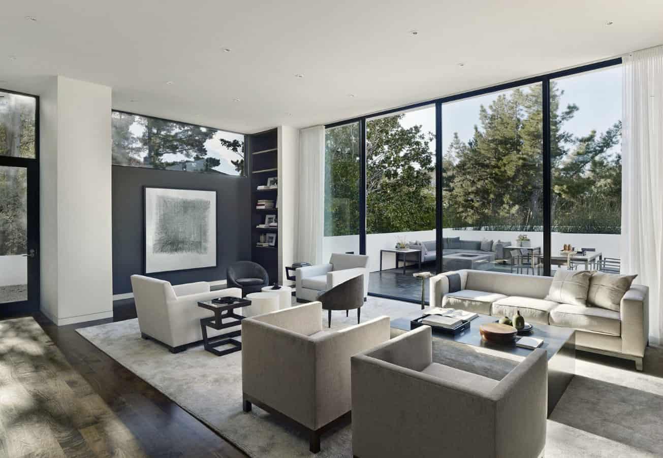 House. Hillsborough Residence by Mak Studio