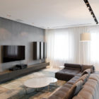 New Arbat Apartment by SL*Project (1)