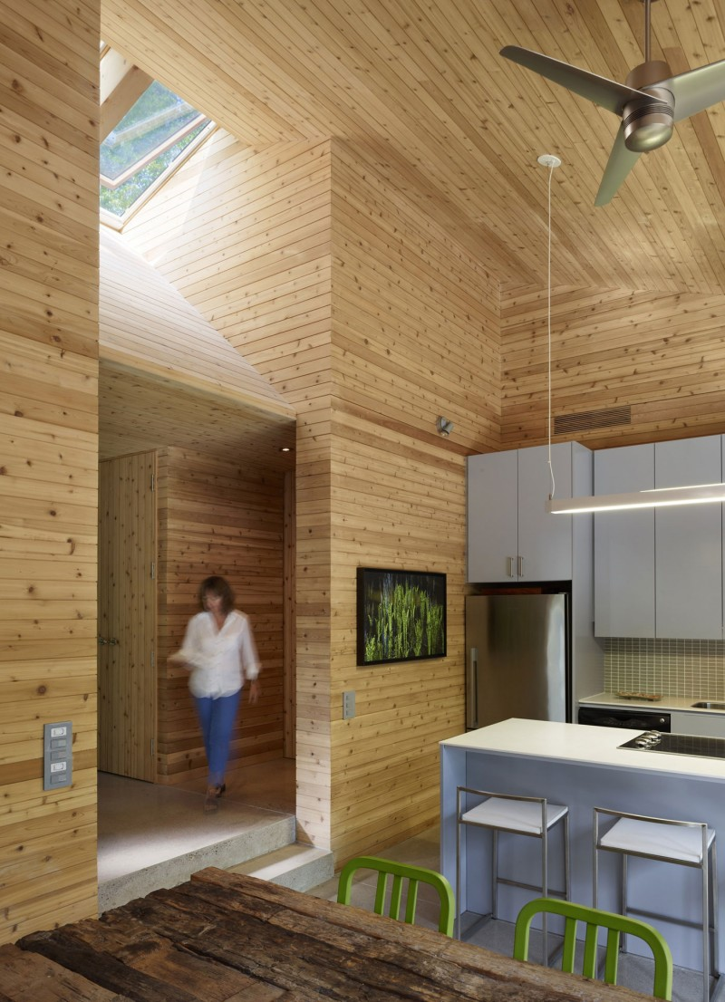 Stealth Cabin By Superk 252 L Architects