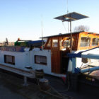 Transformation of a barge into a home by BBVH Architects (2)