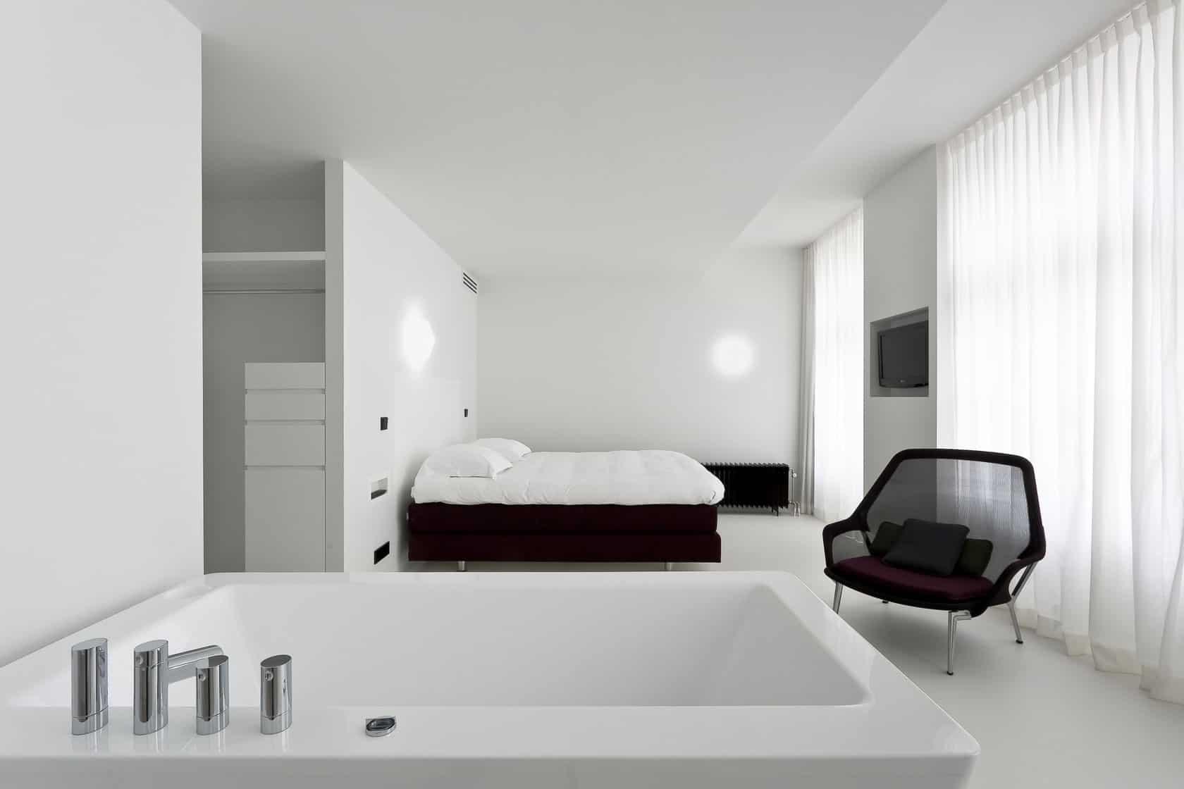 Zenden design hotel by wiel arets architects for Design hotel pauschalreise