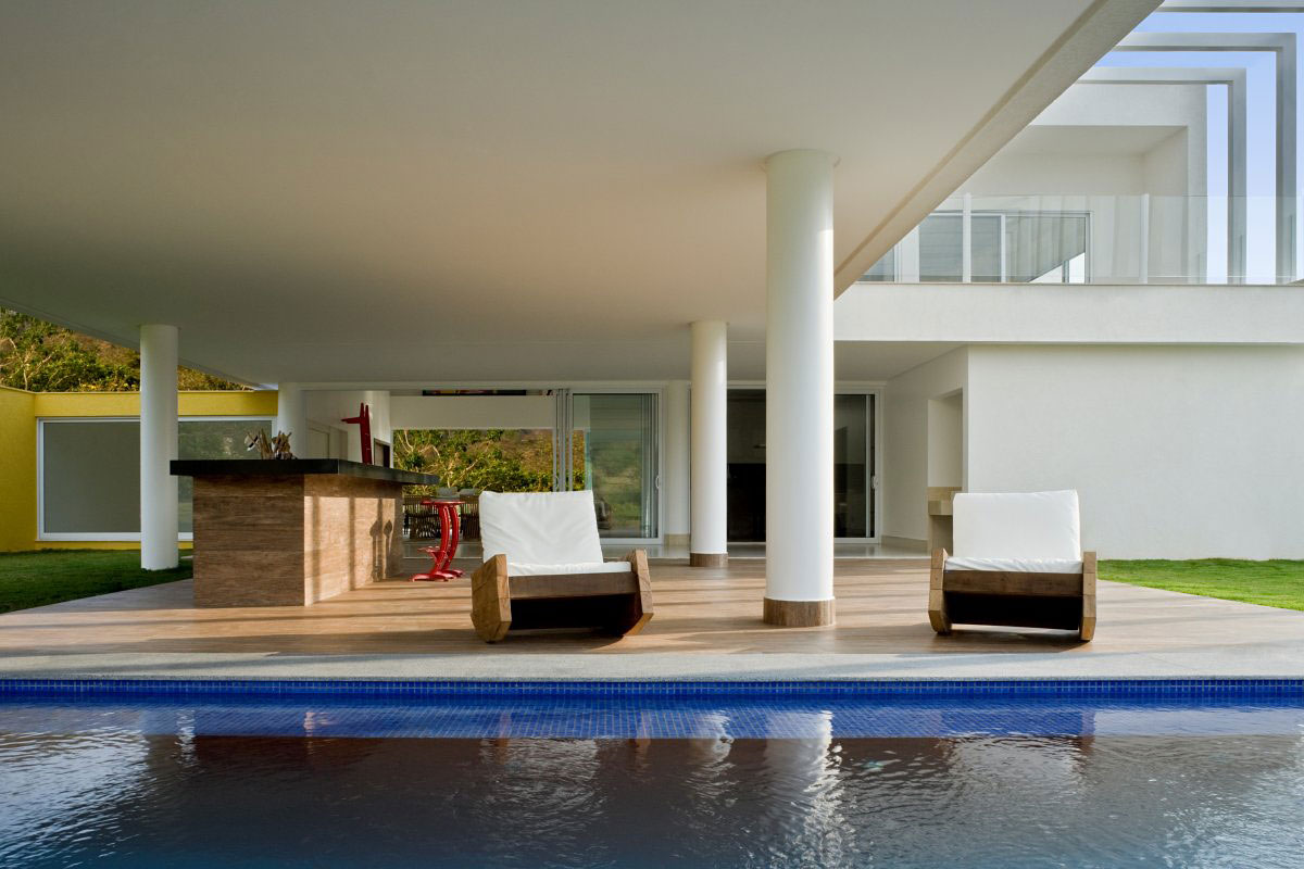 Casa do Boi by Leo Romano