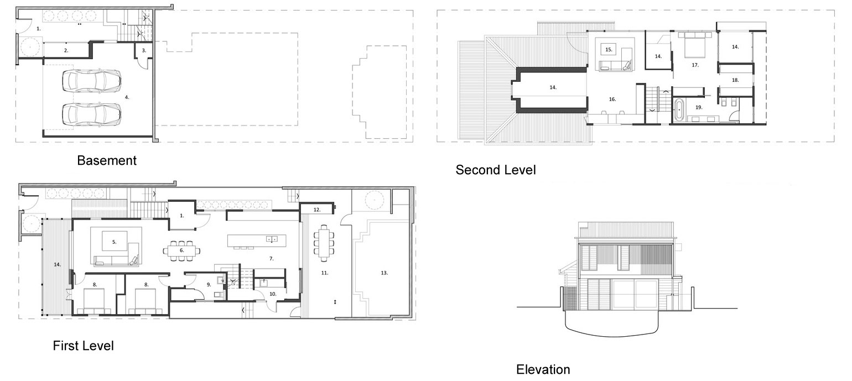 Beeston Street by Shaun Lockyer Architects