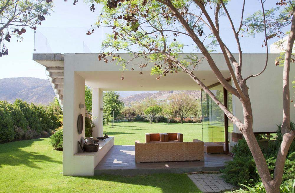 Casa Hacienda de Chicureo by Raimundo Anguita