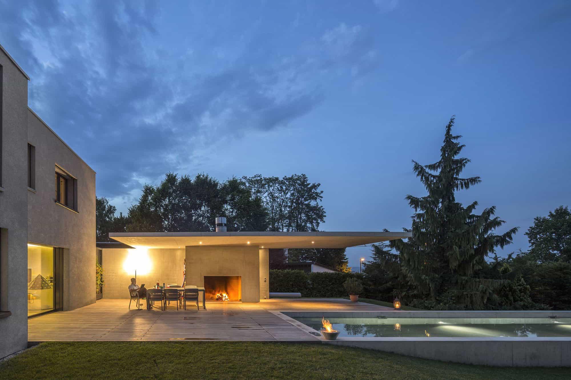 Haus von Arx by Haberstroh Schneider