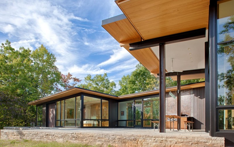 piedmont residence by carlton architecture design