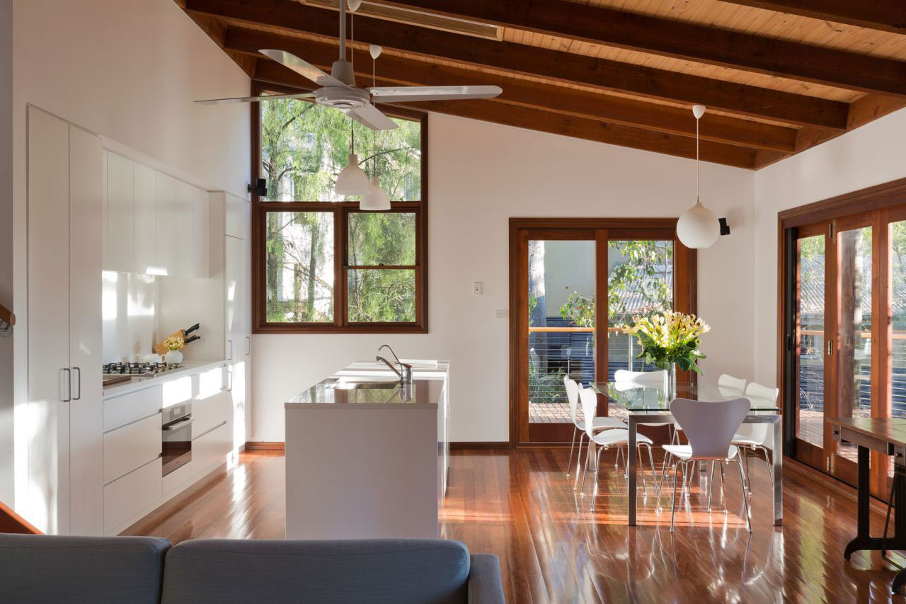 South Durras House by Fearns Studio