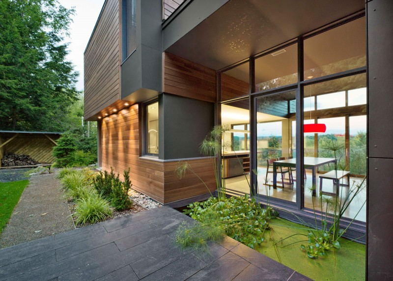 T House By Natalie Dionne Architecture