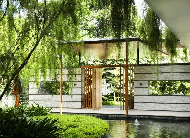 The willow house by guz architects for The willow house plan