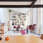 Transformation of studio into a loft by NZI Architectes (3)