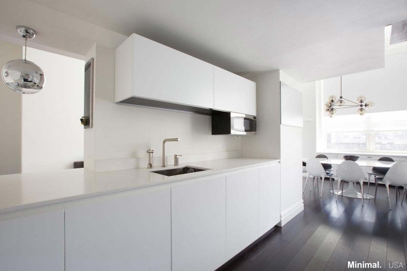 . Upper East Side Luxury Apartment by Minimal USA