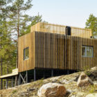 Vacation House in Timrarö by Sandell Sandberg (2)
