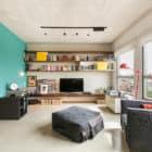 Apartamento Panamby by DT estúdio arquitetura (2)