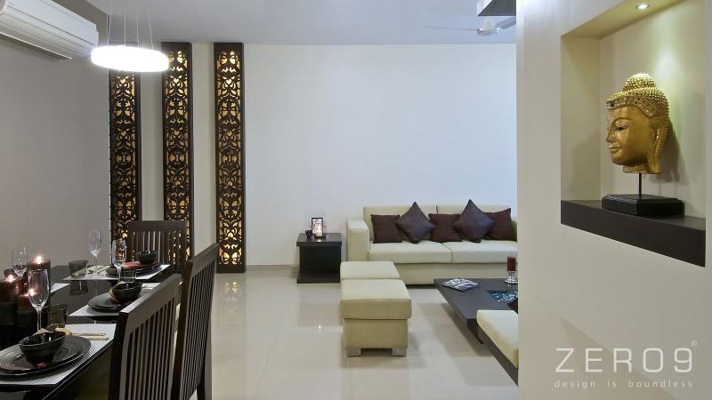 Apartment In Mumbai By Zero9