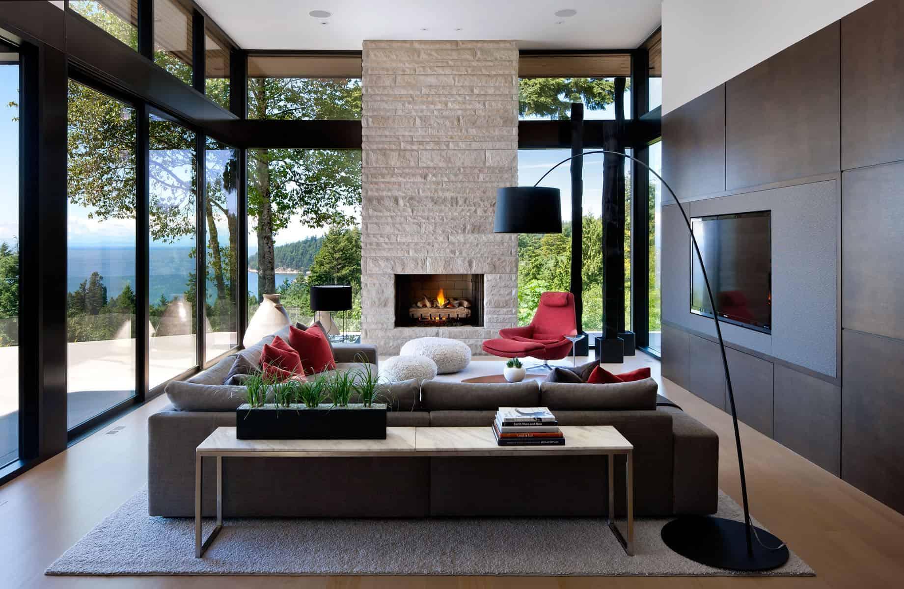 Interior designer home vancouver - Burkehill Residence By Craig Chevalier And Raven Inside Interior Design