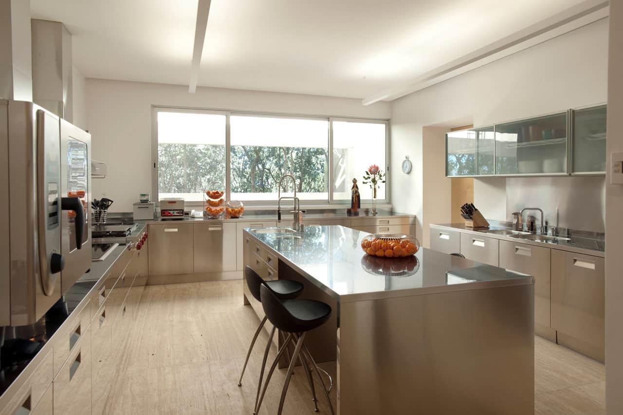 Casa mty by bgp arquitectura for Interiores de casas minimalistas modernas