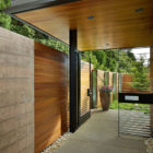 Courtyard House by DeForest Architects (1)