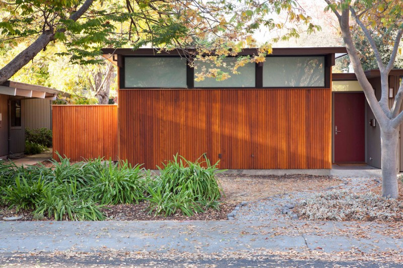 Klopf Architecture Works On An Eichler Remodel In San Francisco, California