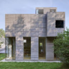 Fairview Townhouse by Bucchieri Architects (1)