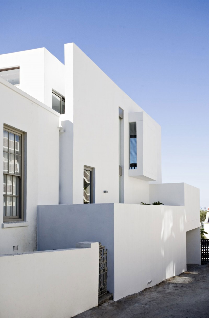 Gardens Cape Town by Grobler Architects
