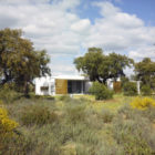 House in an Oak Grove by Murado & Elvira Arquitectos (1)